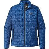 【正規取扱店製品】patagonia パタゴニア ナノパフジャケット男性用 84212 バイキングブルー M