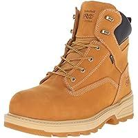 """Timberland PRO Men's 6"""" Resistor Composite-Toe Waterproof Insulated Work Boot"""