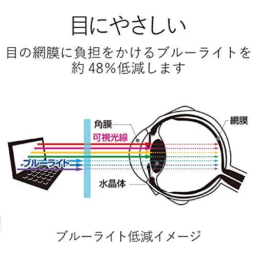 エレコム 液晶保護フィルター覗き見防止フィルター 15.6インチワイドEF-PFS156W