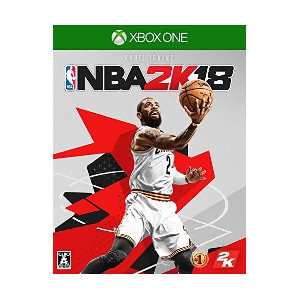 NBA 2K18   パッケージ版 - XboxOneの商品画像