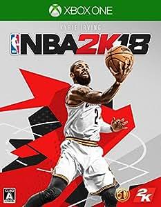 NBA 2K18 (【早期購入特典】ゲーム内通貨5,000 VC・毎週1個受け取れるMyTeamパック10個(Team 2Kカード付き)・Kyrie Irving MyPlayer用アパレル 同梱)