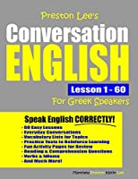 Preston Lee's Conversation English For Greek Speakers Lesson 1 - 60