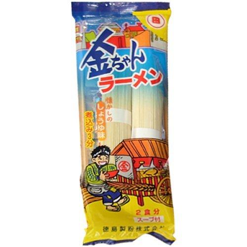 徳島製粉 金ちゃん棒ラーメン 170g×10個