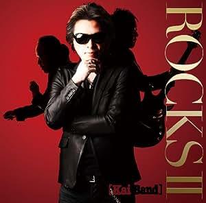 ROCKSII(初回限定盤)(DVD付)