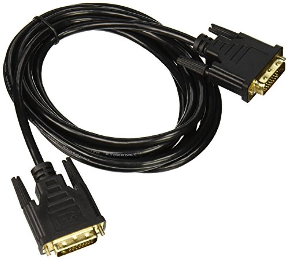カート実行最終AddOn 10ft DVI-D Cable - DVI cable - dual link - DVI-D (M) to DVI-D (M) - 10 ft - black