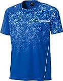 ZETT(ゼット) 野球 ベースボール Tシャツ 昇華プリント プロステイタス BOT185T1 ブルー(2300) O