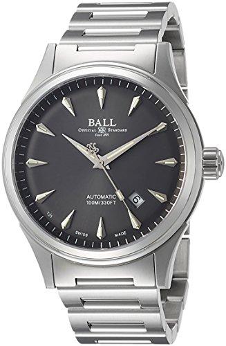 [ボールウォッチ]BALLWATCH 腕時計 ファイアーマン レーサー クラシック グレー文字盤 自動巻 NM2288C-SJ-GY メンズ 【並行輸入品】