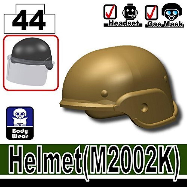 AFM ヘルメット M2002K ダークタン