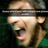 Guess Who's Back with a Brand New Phone Screen - EP [Explicit]