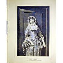 Girl Portrait Hanley のトロッコの Varden の女性芸術 1883