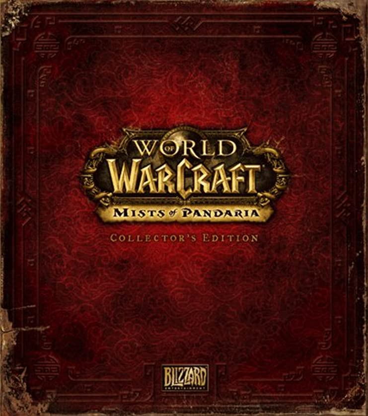 数トランペット華氏World of Warcraft: Mists of Pandaria Collector's Edition (輸入版:北米)