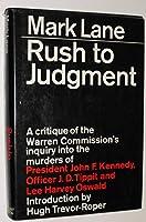 Rush to Judgment [並行輸入品]