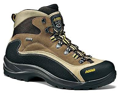 ASOLO アゾロ FSN 95 GTX WOOL/SAND Gore-Tex ゴアテックス 防水 ハイキング トレッキング ブーツ 特殊部隊御用達 - US8.0/26cm