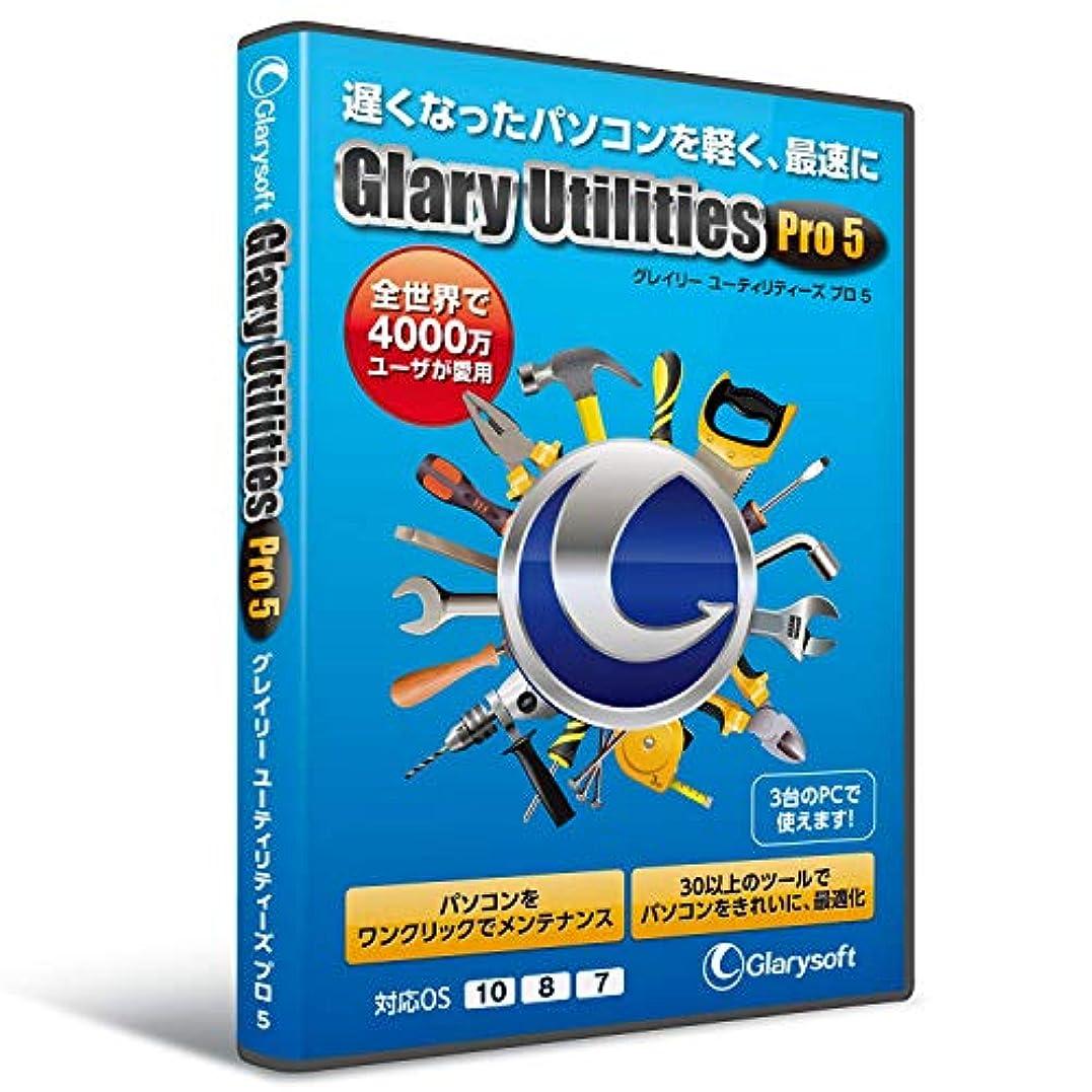冗長同じ肉のGlary Utilities Pro 5