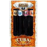 キューバ クラシック4Pセット(35ml)