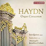 Organ Concertos Hob Xviii