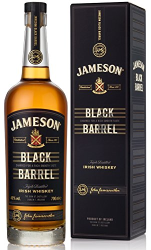 ジェムソン ブラック・バレル 700ml 瓶