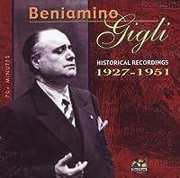 Historical Recordings 1927-1951