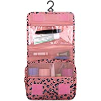 MakeUp Bag Travel Cosmetic Storage Hanging Organizer Folding Pouch Toiletry