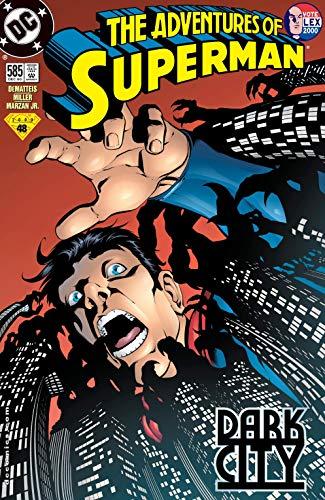 Download Adventures of Superman (1986-2006) #585 (English Edition) B06Y1HSX9Y