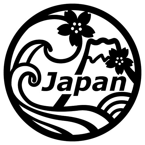 nc-smile Japan 日本 桜 富士山 波 ジャパン...