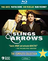 Slings & Arrows: Complete Collection [Blu-ray] [Import]