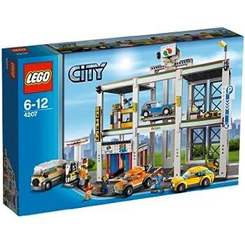 レゴ (LEGO) シティ パーキング 4207