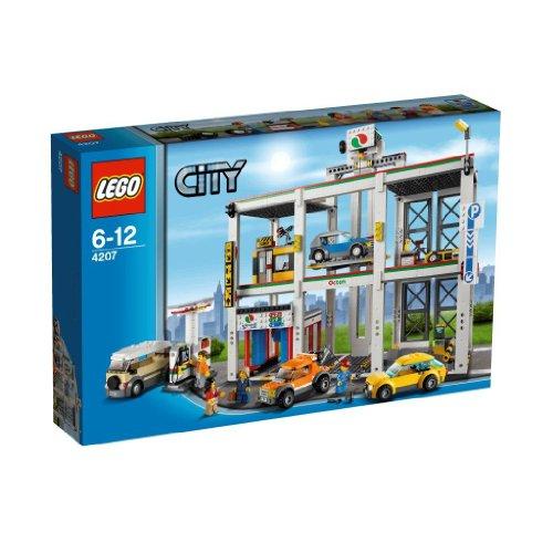 レゴ シティ パーキング 4207