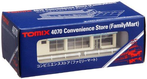TOMIX<4070>コンビニエンスストア(ファミリーマート)