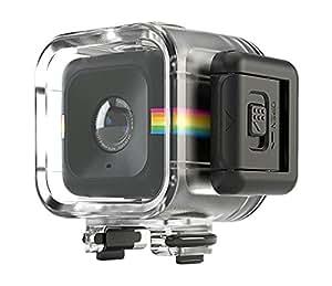 Polaroid ポラロイド キューブ HDアクションカメラ用 防水ケース【並行輸入品】
