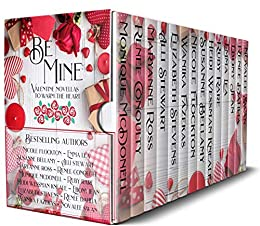 Be Mine: Valentine Novellas to Warm The Heart by [Flockton, Nicole, Stewart, Alli, Ross, Maryanne, Rare, Ruby, McDonell, Monique, Conoulty, Renee, Dahlia, Renee, Wessman Kneale, Heidi, Bellamy, Susanne, Stevens, Elizabeth]