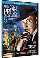 Vincent Price Collection - 5 Freaking Frightening [DVD] [Import]