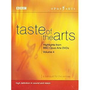 Taste of the Arts 3 [DVD] [Import]