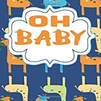 Oh Baby: Baby Shower Registry with Monkeys for Boy's Shower