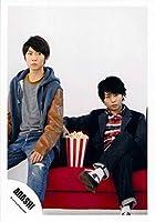 嵐 (ARASHI)・【公式写真】・集合・ジャニーズ生写真【スリーブ付 ak 13