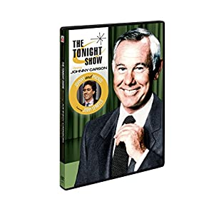 Tonight Show With Johnny Carson: Featured Guests [DVD] [Import]