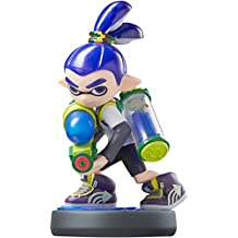 Amiibo Inkling Boy Splatoon Series (輸入版)