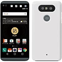 「Breeze-正規品」iPhone ・ スマホケース ポリカーボネイト [White] イサイ ビート LGV34 カバースマホケース スマホカバー ハードケース docomo LG V20 PRO L-01J /LG isai beat LGV34ケース L01Jケース LG isai beat LGV34ケース [LGV34]
