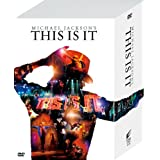 マイケル・ジャクソン THIS IS IT メモリアル DVD BOX (完全限定10,000セット)