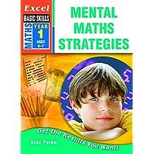 Excel Basic Skills Workbook: Mental Maths Strategies Year 1