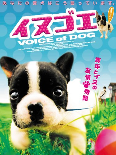 イヌゴエ VOICE OF DOG