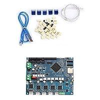 3Dプリンタアクセサリ DuetEthernet マザーボードクローンDuet Wifi V1.03 32ビットコントロールボードCNCメインコントロールボード
