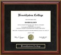 大学卒業証書Brookhavenフレーム tx-brookhaven-91-maho