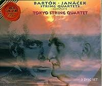 Bartok/Janacek;String Qrts