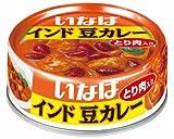 いなば インド豆カレー 125g×24個