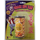 Classic Novelty Snake Nut Can Gag Gift By N/A [並行輸入品]