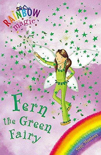 Rainbow Magic: Fern the Green Fairy: The Rainbow Fairies Book 4の詳細を見る