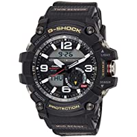 GSHOCK Men's Automatic Wrist Watch analog-digital Display and Resin Strap, GG1000-1A