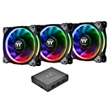 Riing Plus 12 RGB Radiator Fan TT Premium Edition CL-F053-PL12SW-A