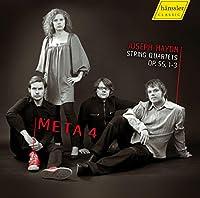 ハイドン:弦楽四重奏曲集 (J.Haydn : String Quartets Op.55, 1-3 / Meta4)